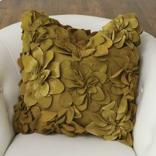 Erie Pillow-Olive