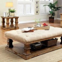 Granard Coffee Table W/ Cushion Top