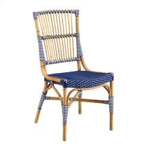 Blue Payton Bistro Chair