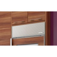 "Classic 30"" Louvered Grille Insert"