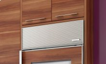 """Built-In 30"""" Louvered Grille Insert"""