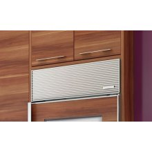 "Built-In 30"" Louvered Grille Insert"