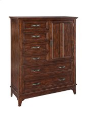 Star Valley 6 Drawer Gentleman's Chest
