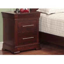 Kensington 3/Dwr Nightstand with Power Management