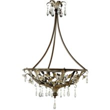 Splendido Collection 41-Inch Incandescent Foyer Pe
