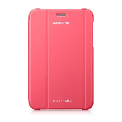 Galaxy Tab 2 7.0 Magnetic Book Cover, Pink