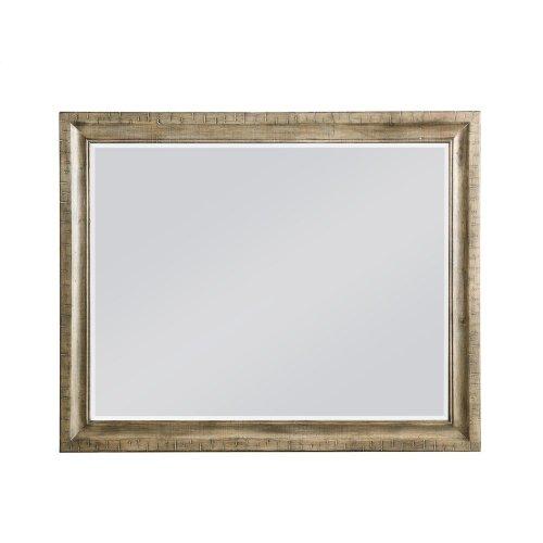 Emerald Home Kennewick Mirror Weathered Pine B561-24-05