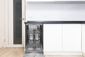 "Danby 18"""" Stainless Built-In Dishwasher"