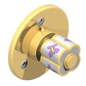Trim for W/m 4 Ways Diverter REF.49/3VM Without Cartridge