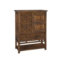 Bedroom - Wolf Creek Door Chest Product Image