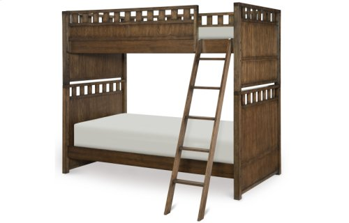 Sawyers Mill Complete Twin over Twin Bunk