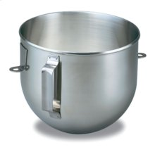 4.8 L Bowl-Lift Polished Stainless Steel Bowl with Flat Handle - Other