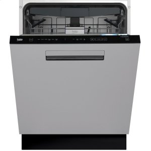 BekoTop Control, Pocket Handle Dishwasher, 8 Programs, 45 dBA
