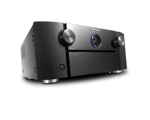 The World's First 13.2 Channel Full 4K Ultra HD Network AV Surround Pre-Amplifier with HEOS.