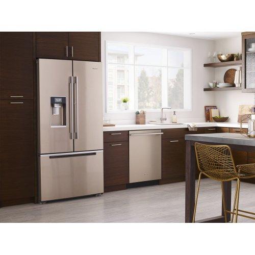 Smart Dishwasher with Third Level Rack