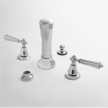 Bidet Set with Monte Carlo Handle