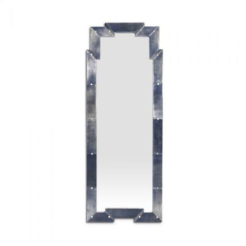 Iman Tall Mirror - Cobalt