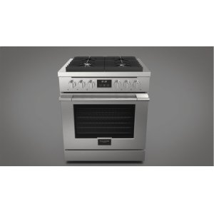 "Fulgor Milano30"" All Gas Range"