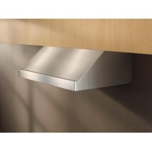 "Classico Poco - 48"" Stainless Steel Pro-Style Range Hood with internal/external blower options"