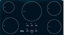 "36"" 5-Burner KM 5773 Induction Cooktop - Induction Cooktop with Demeyere Cookware Set - Floor Model"