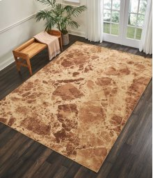 Somerset St745 Latte Rectangle Rug 7'9'' X 10'10''