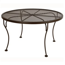 """36"""" Rd. Coffee Table"""