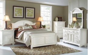 Cottage Traditions Master 6-6 Panel Bed