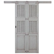Single Shutter Sliding Door - MST