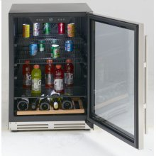"24"" Designer Series Beverage Cooler"
