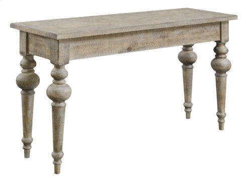 Emerald Home Interlude Sofa Table-sandstone Finish T560-02