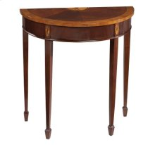 Copley Place Demilune Console Table