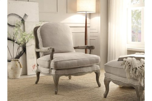 Accent Chair, Show Wood