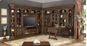 "60"" Bookcase TV Hutch Product Image"