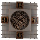 Menifee Wall Clock Product Image