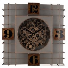 Menifee Wall Clock