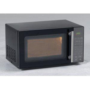 Avanti0.8 CF Microwave Oven - Black