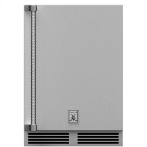 """Hestan24"""" Hestan Outdoor Dual Zone Refrigerator with Wine Storage (Solid Door) - GRWS Series"""