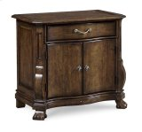 Continental Nightstand - Weathered Nutmeg Product Image