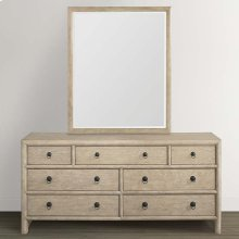 Burley Brown Peninsula Dresser