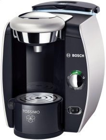 Silver TASSIMO Hot Beverage System