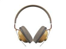 Retro Over-Ear Bluetooth®, 24-Hour Playback Headphones - Dijon - RP-HTX80B-C