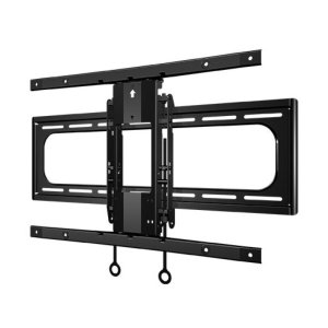 "SanusCurved TV Swiveling Wall Mount For 40""-88"" TVs"
