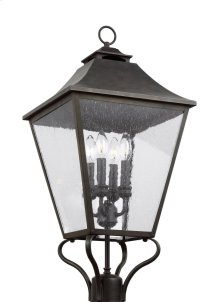 4 - Light Post/pier Lantern