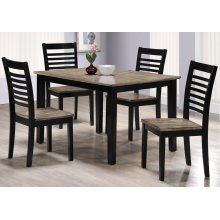 5014 5-Piece Dining Set
