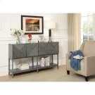 4 Dr Media Console Product Image