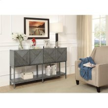 4 Dr Media Console