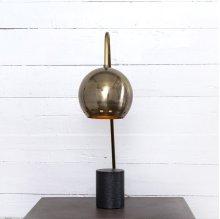 Antique Brass Finish Alton Desk Lamp