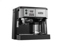 All-in-One Cappuccino, Espresso and Coffee Maker BCO430BM