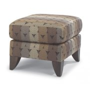 Jupiter Fabric Ottoman Product Image