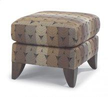 Jupiter Fabric Ottoman
